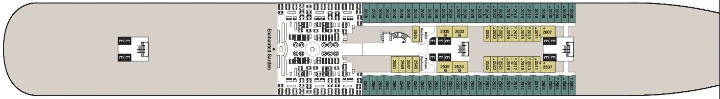 Disney Cruise Line Disney Dream & Disney Fantasy Deck plans Deck 2.jpg