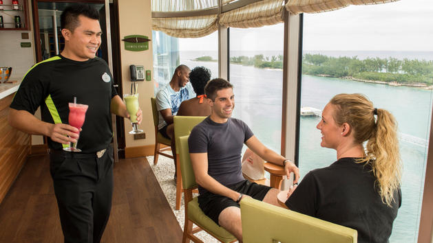 Disney Cruise Line Disney Dream Senses Juice Bar.jpg