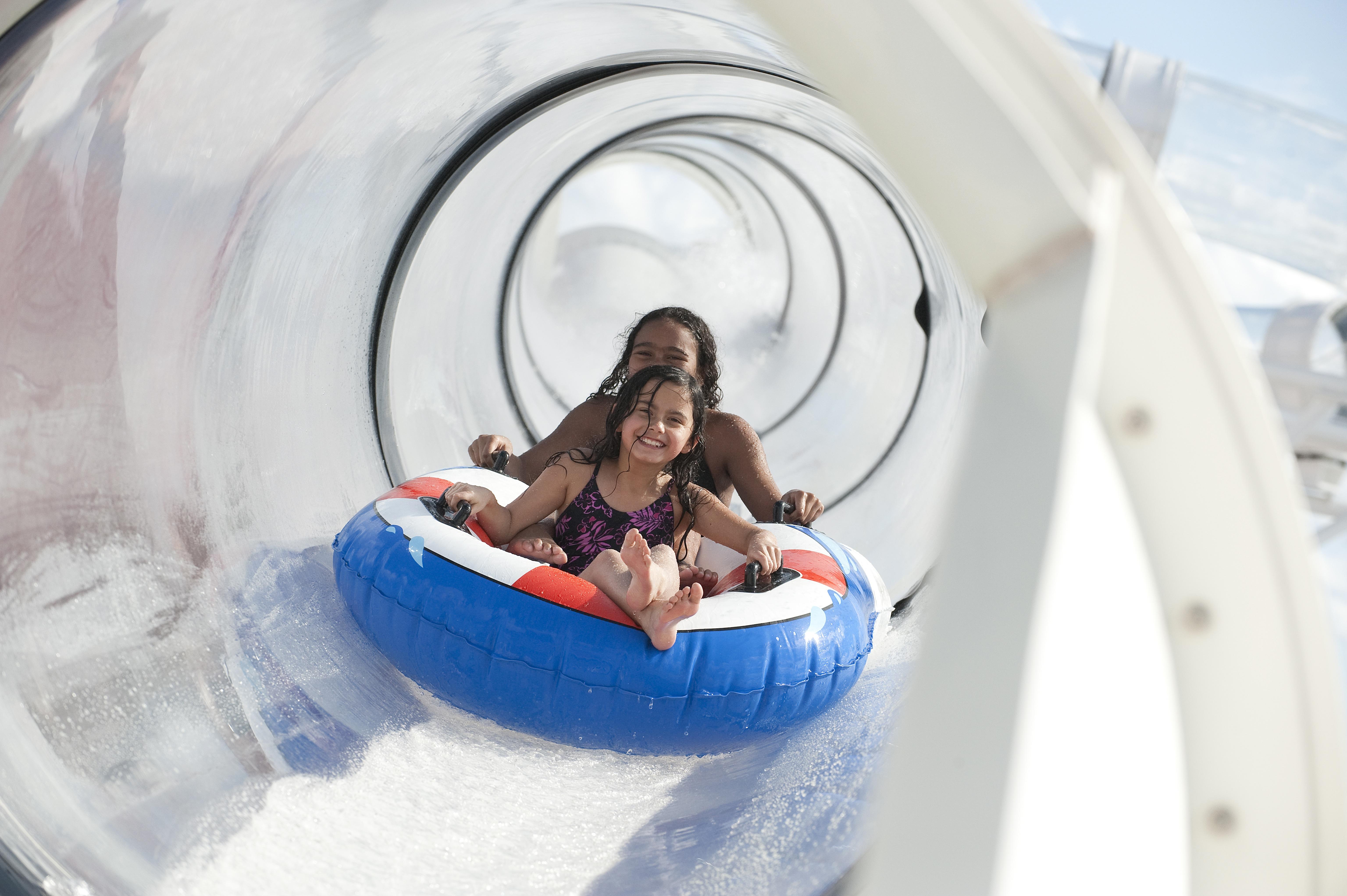 Disney Cruise Line Disney Dream Exterior AquaDuck water coaster 1.jpg