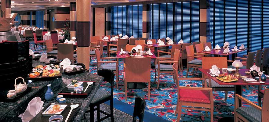 Norwegian Cruise Line Norwegian Sun Ginza Sushi.jpg