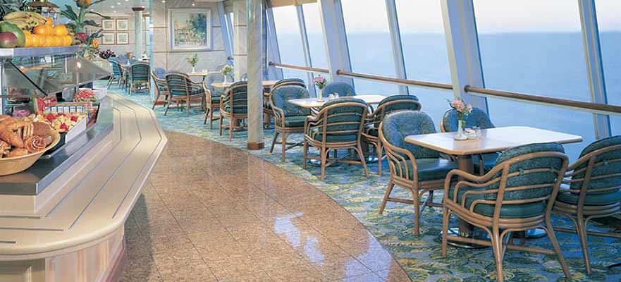 Norwegian Cruise Line Norwegian Sun Garden Cafe.jpg