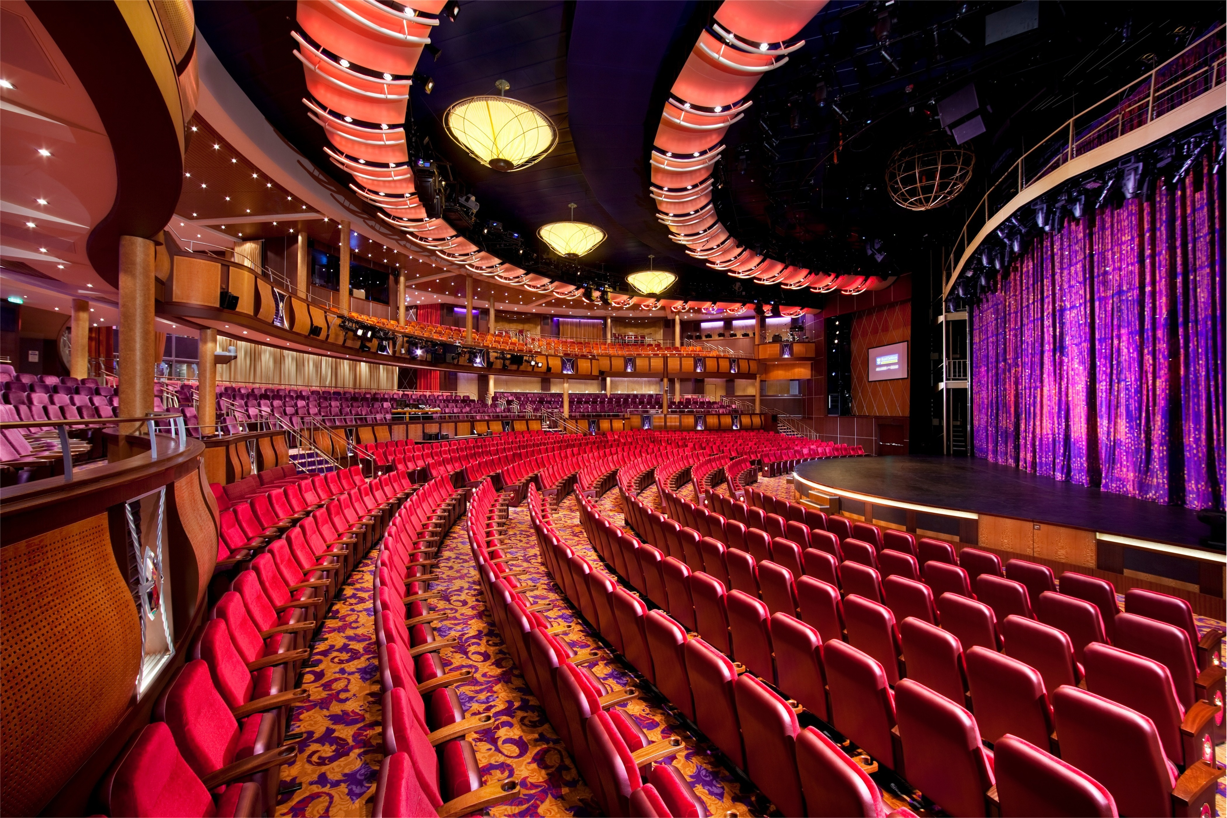 Royal Caribbean International Allure of the Seas Interior Amber Theater.jpg