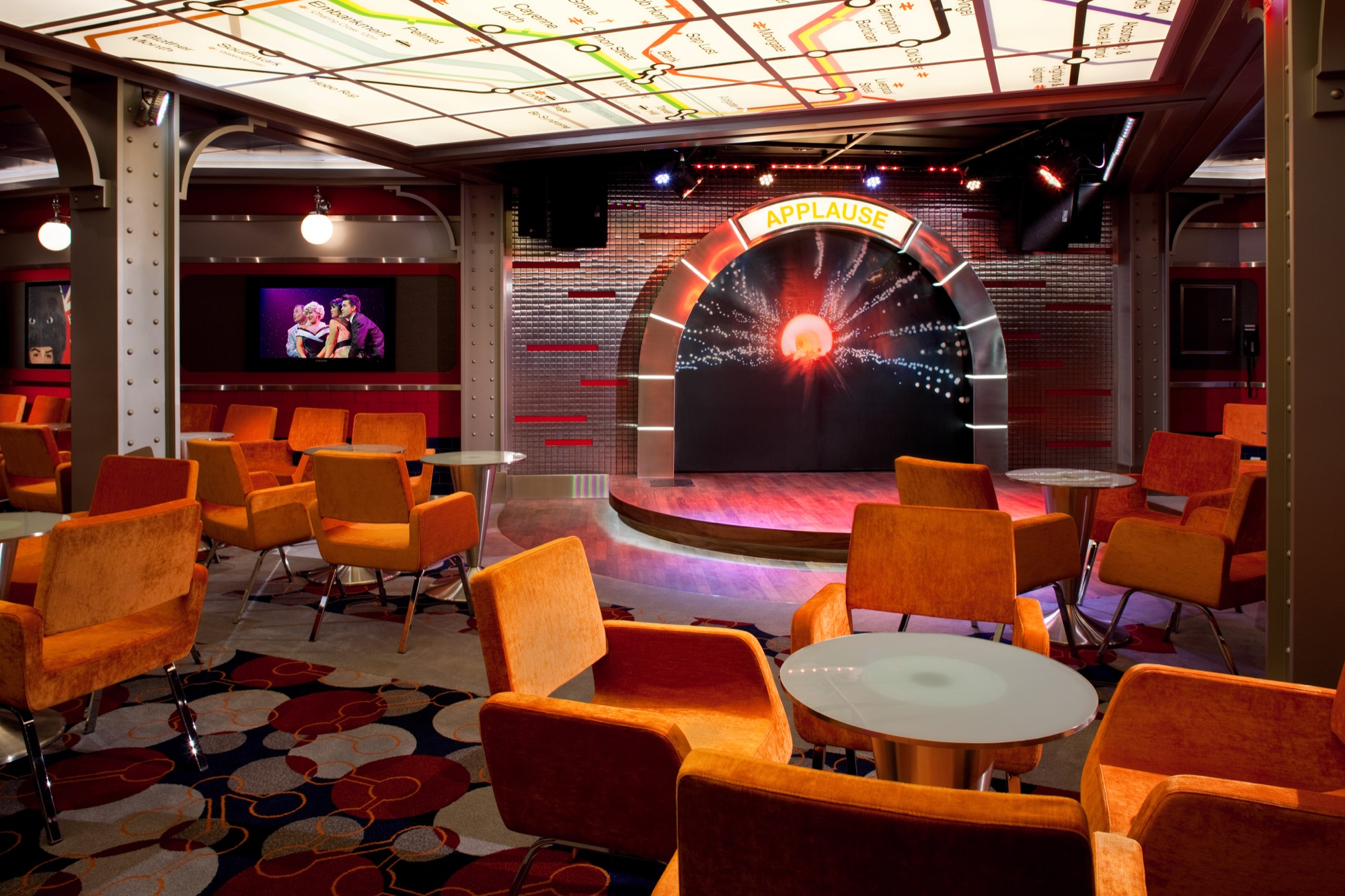 Royal Caribbean International Oasis of the Seas Comedy Club.jpg