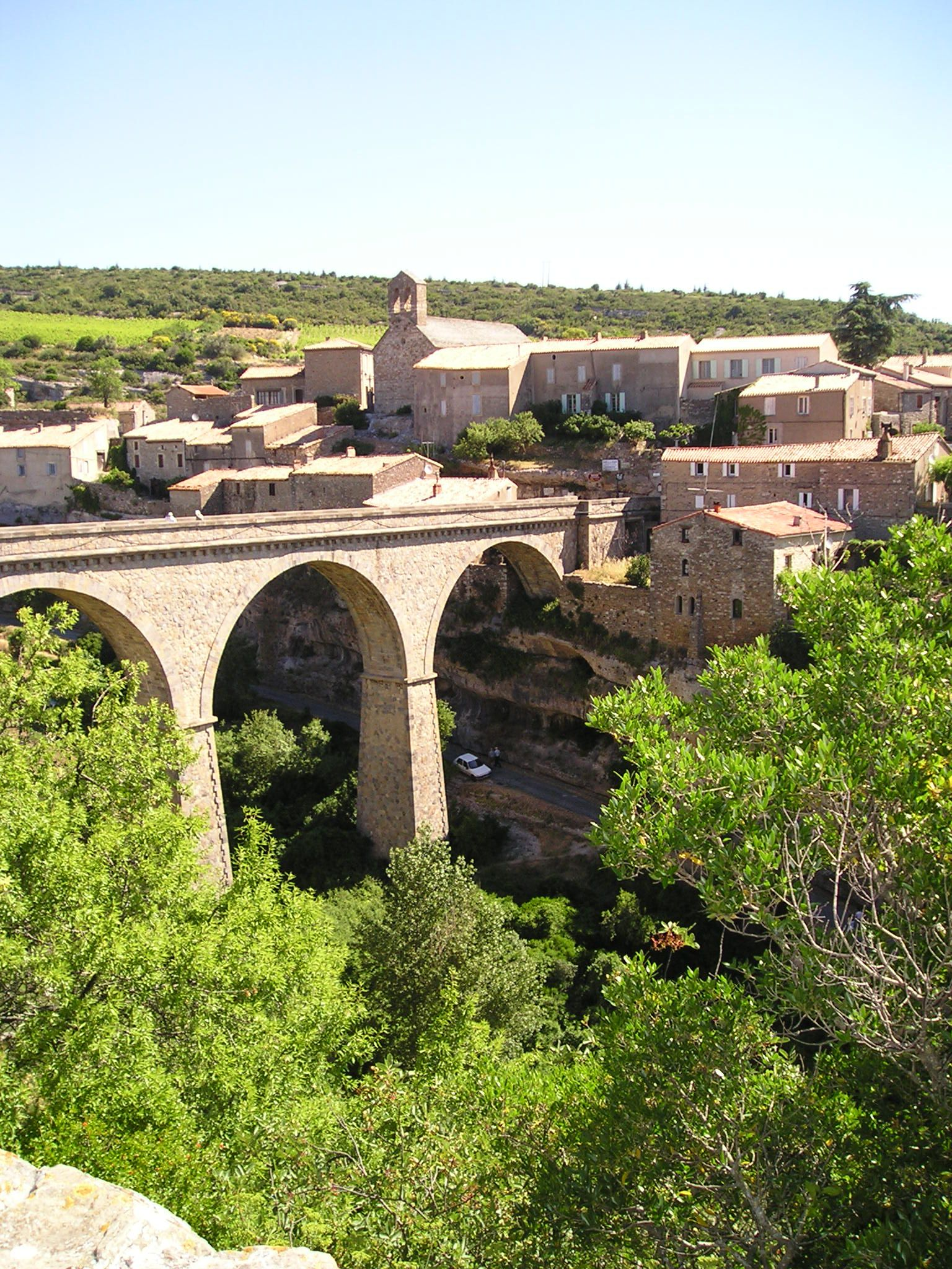 European Waterways Destinations Minerve The Ancient Capital of Minervois.jpg