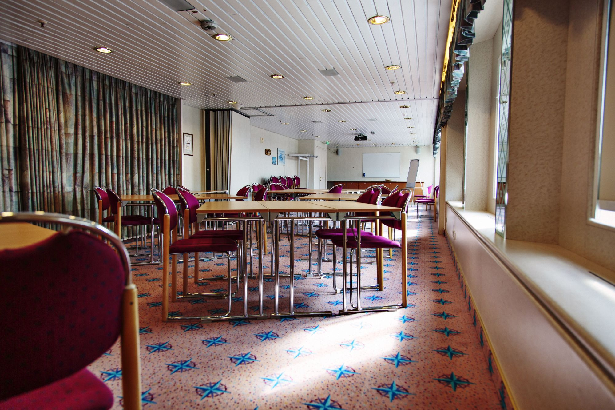 Hurtigruten Cruise Lines MS Richard With Interior Seminar.jpg