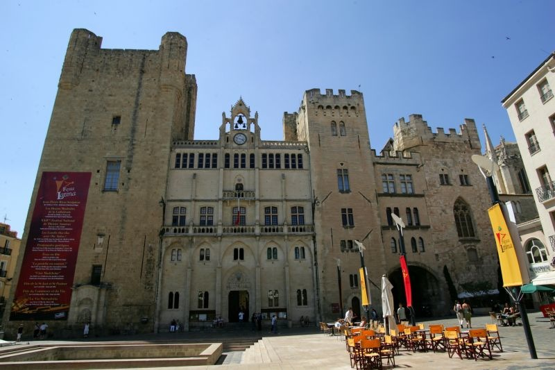 European Waterways Destinations Narbonne's Archbishop's Palace.jpg