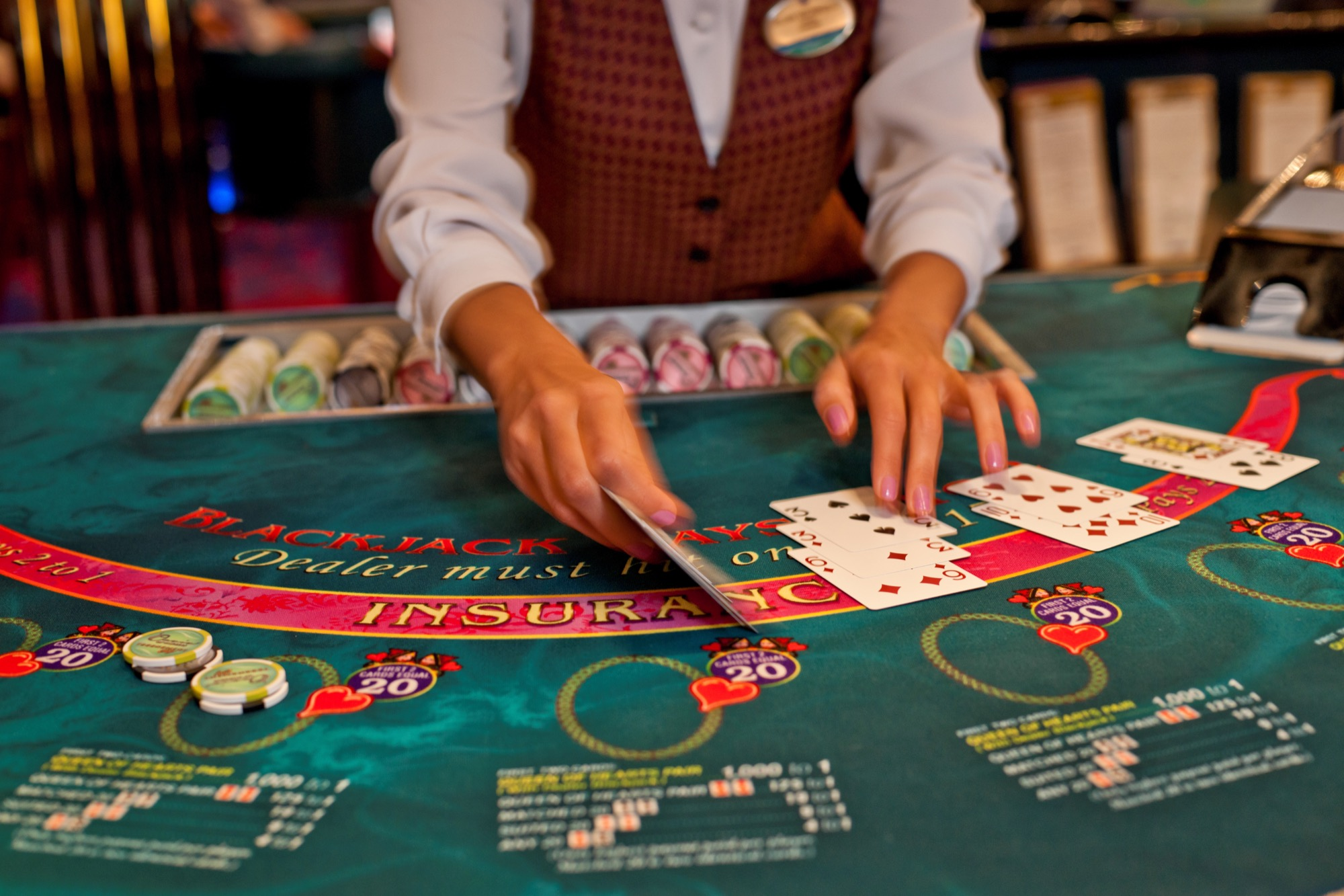 Royal Caribbean International Oasis of the Seas Casino 4.jpg