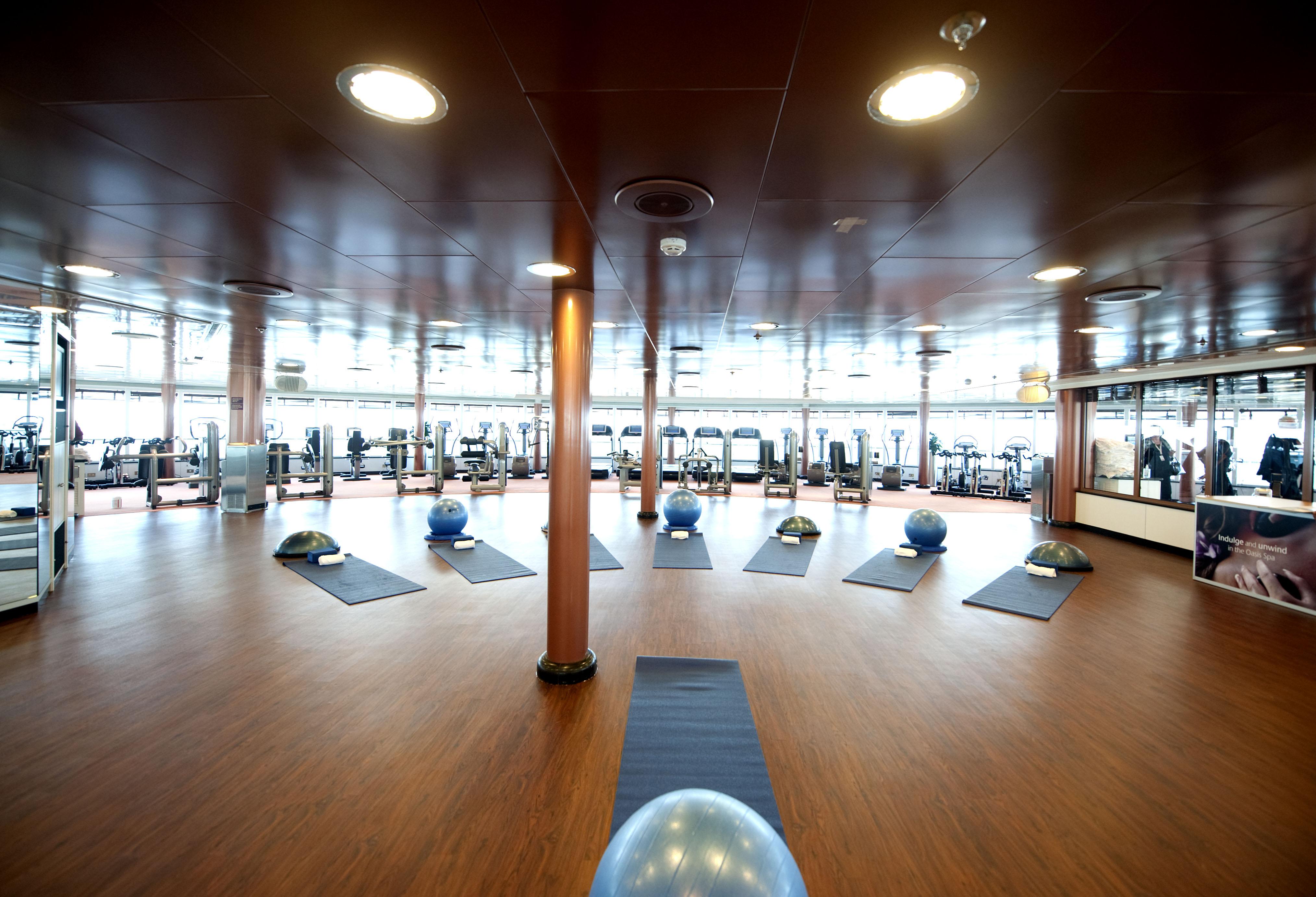 P&O Cruises Azura Interior Gym.jpg