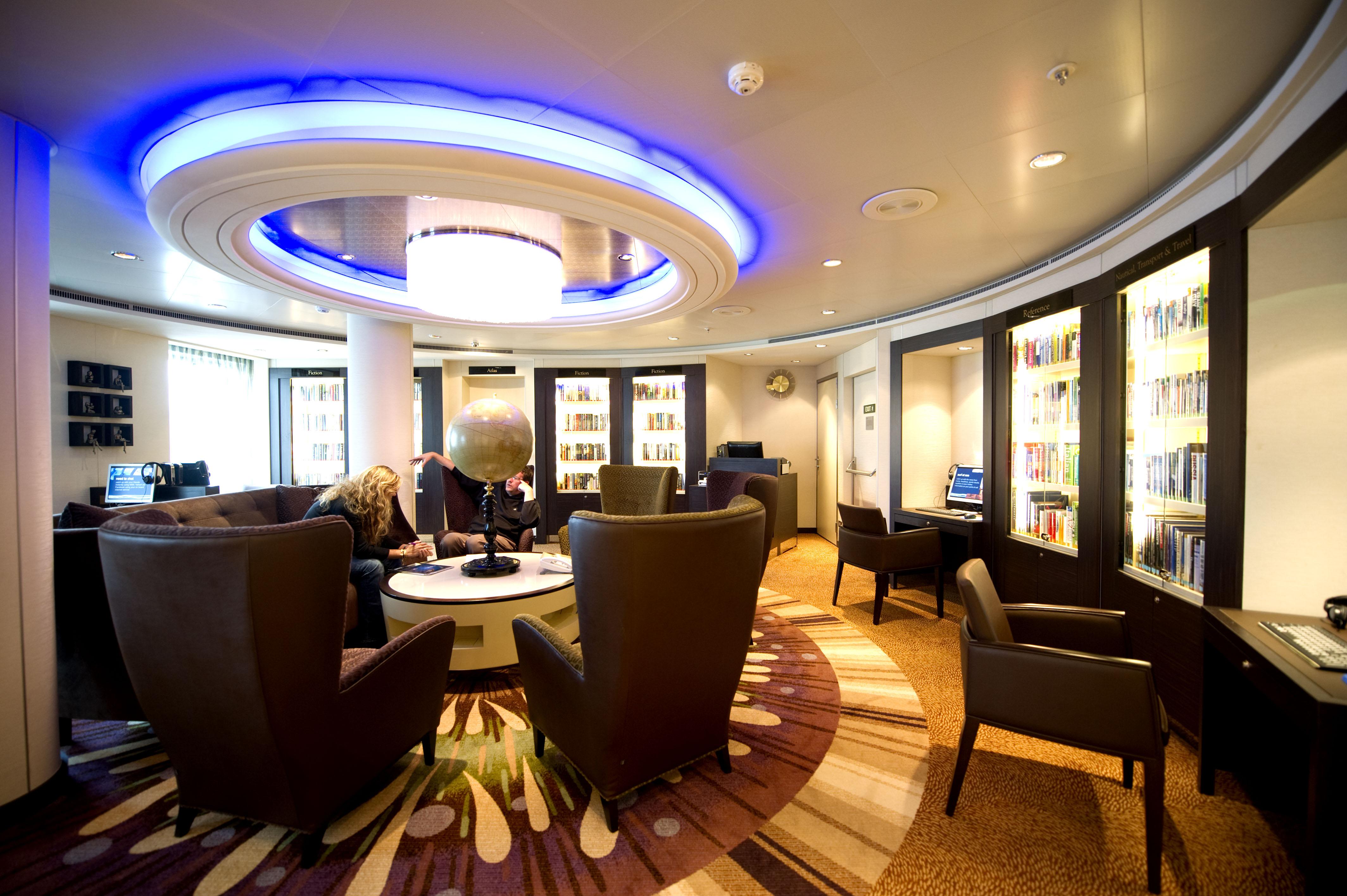 P&O Cruises Azura Interior Library.jpg