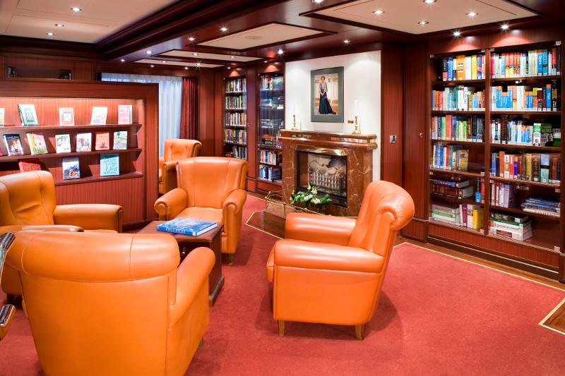 Holland America Line Vista Class Noordam Oak Room.jpg