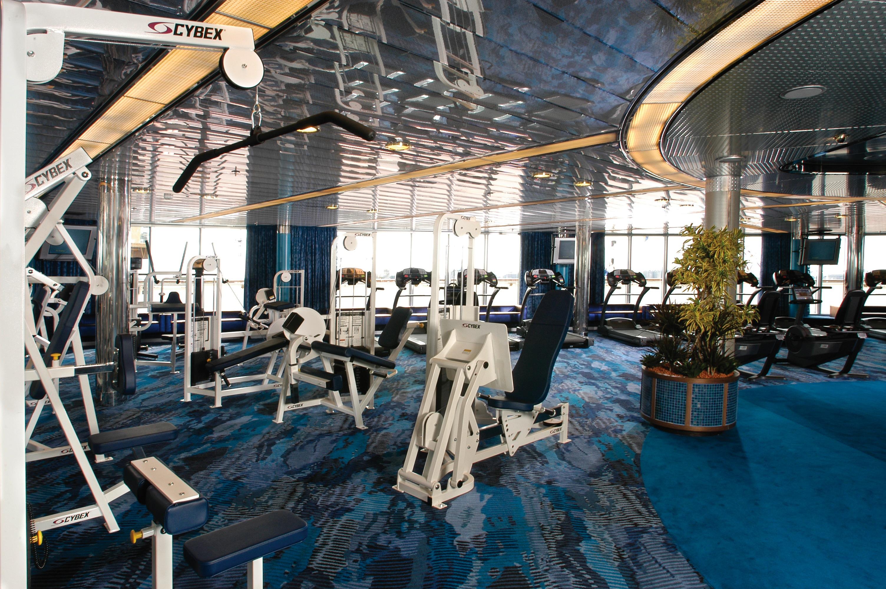 Holland America Line Vista-Class Interior Gym 2.jpg