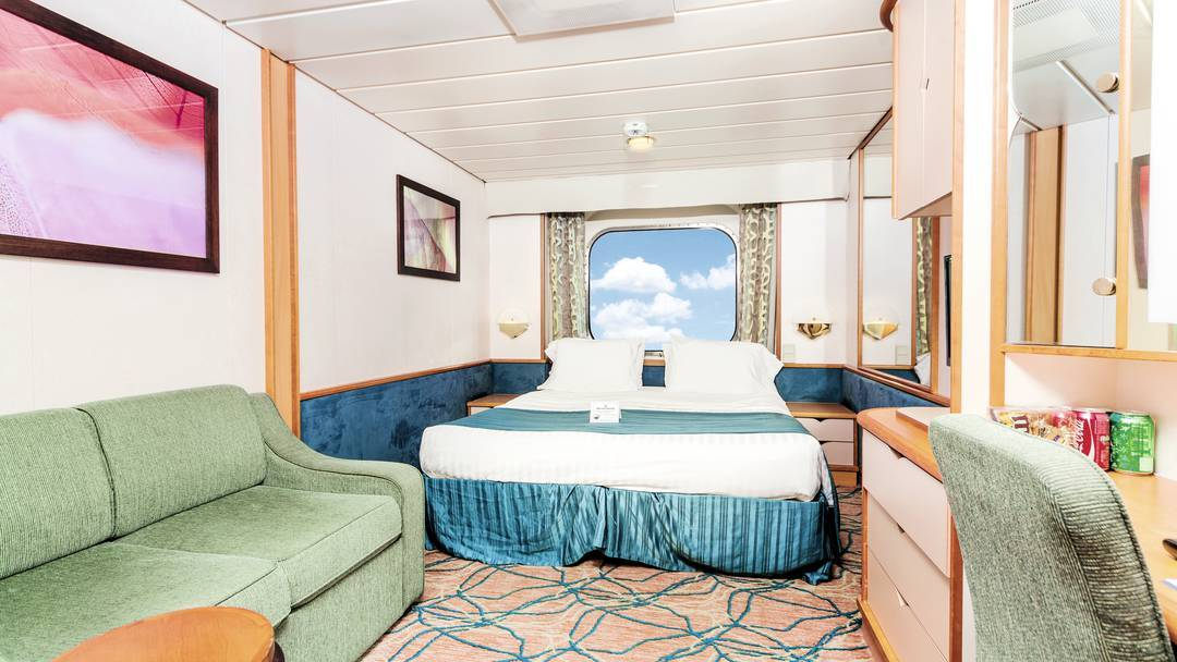 Marella Discovery - Outside Cabin