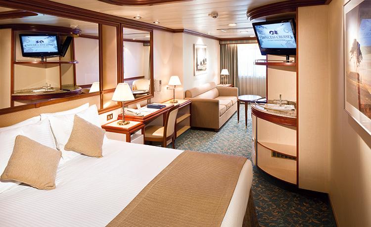 Princess Cruises Coral Class Accomodation Mini Suite window.jpg