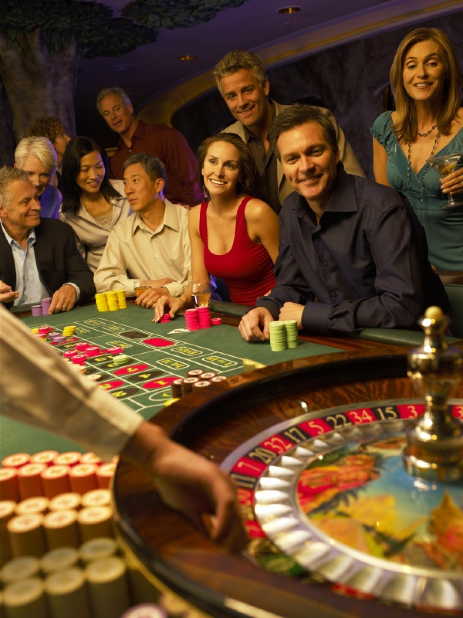 Princess Cruises Coral Class Interior casino.jpg