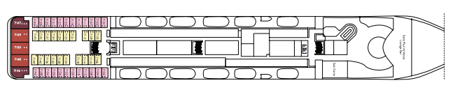 Costa Cruises Costa NeoRiviera Deck Plans Provence.png