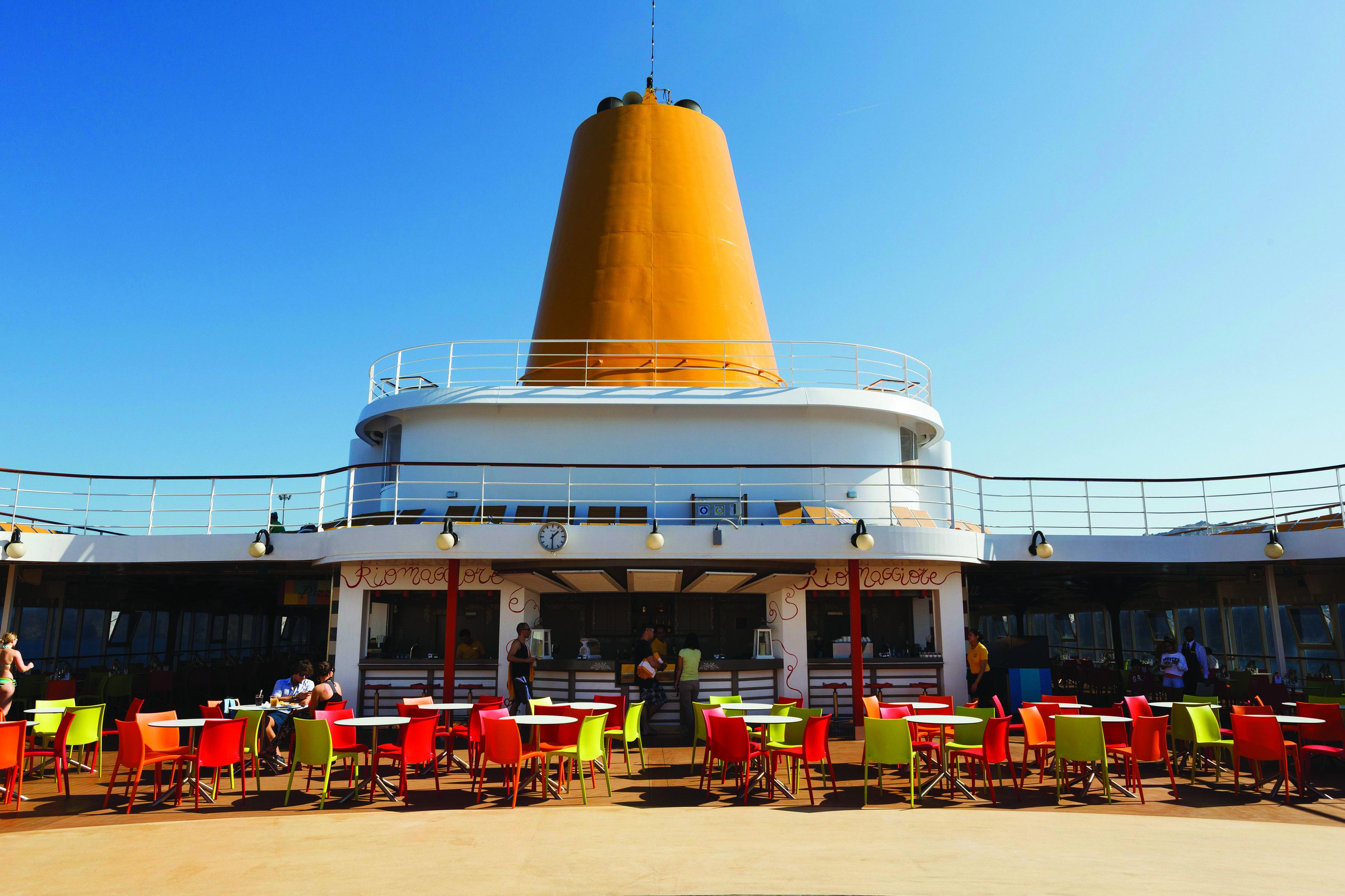 Costa Cruises Costa NeoRiviera Exterior Bar Riomaggiore.jpg