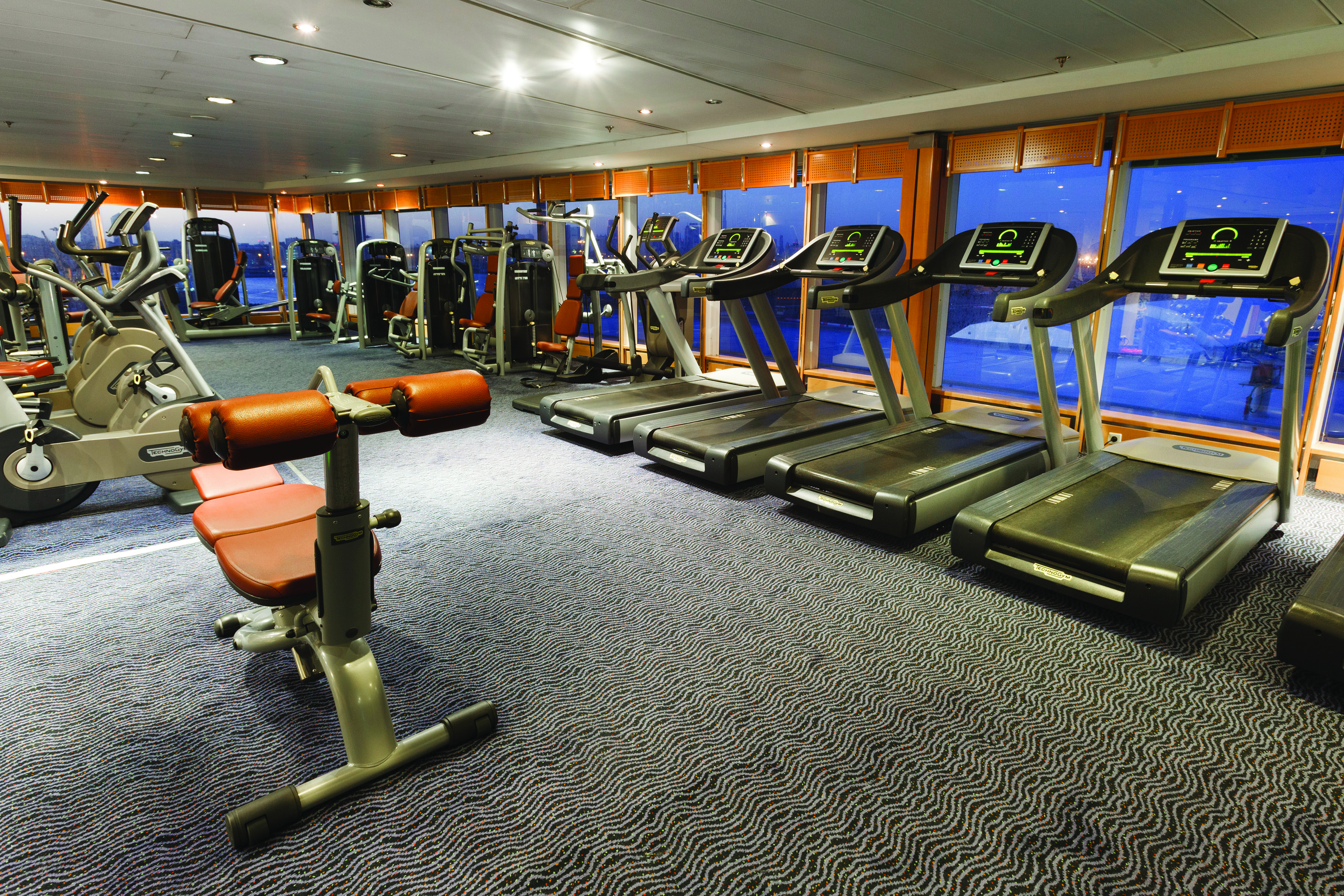 Costa Cruises Costa NeoRiviera Interior Gym.jpg