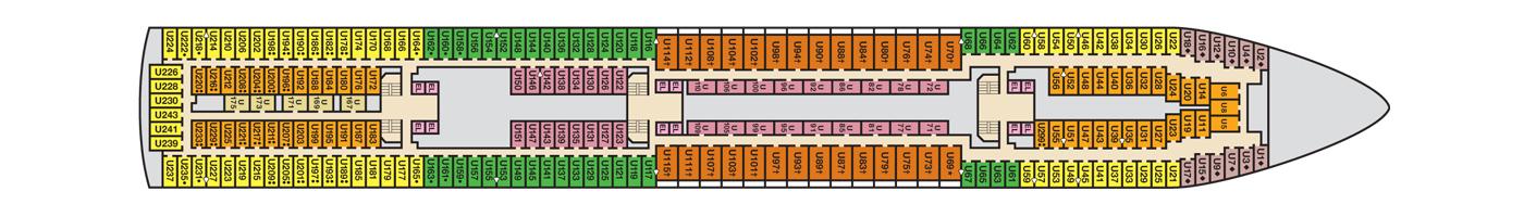 Carnival Cruise Lines Carnival Fantasy Deck Plans Deck 6.jpg