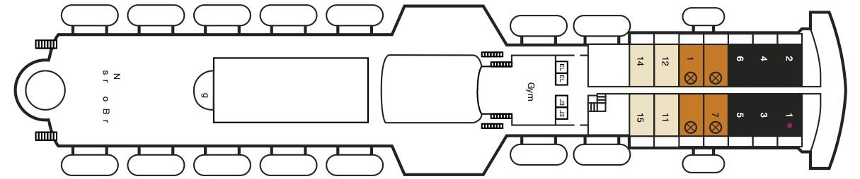 Deck 11 Navigator