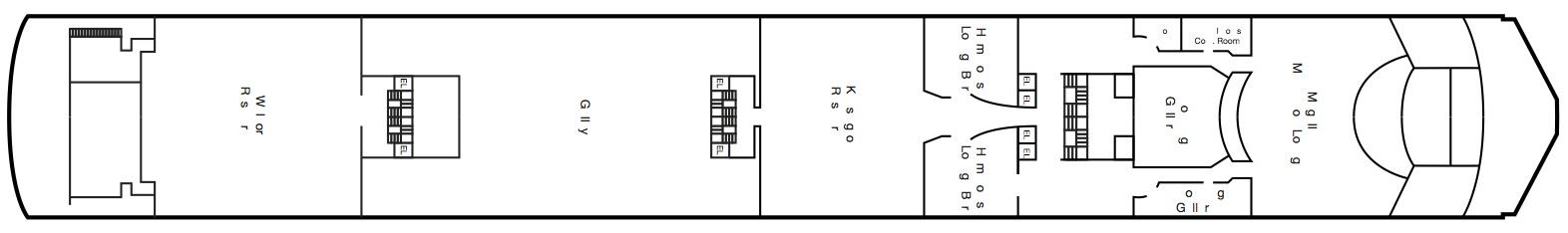 Deck 8 Amundsen