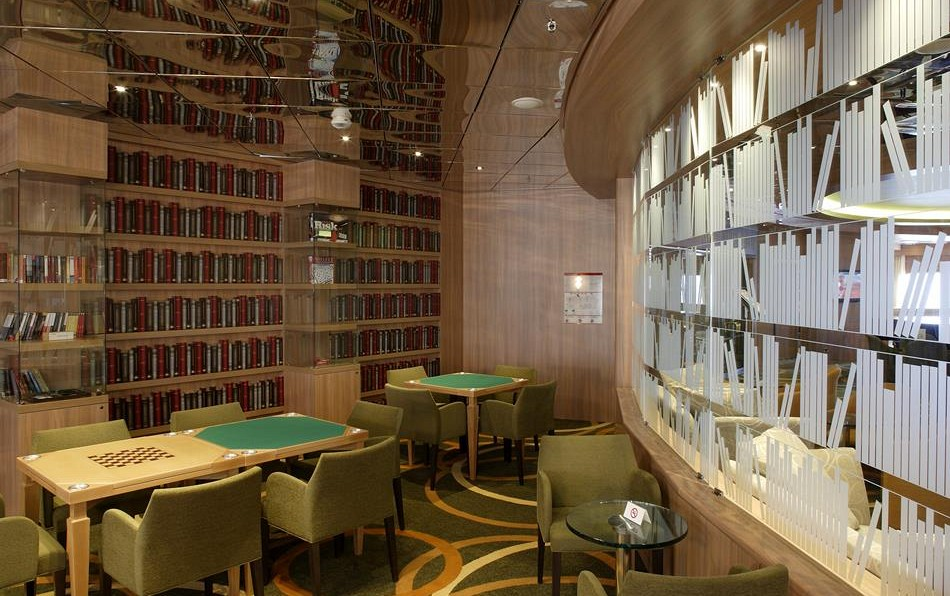 Cruise & Maritime Voyages Magellan Interior Livingstone Library.jpg