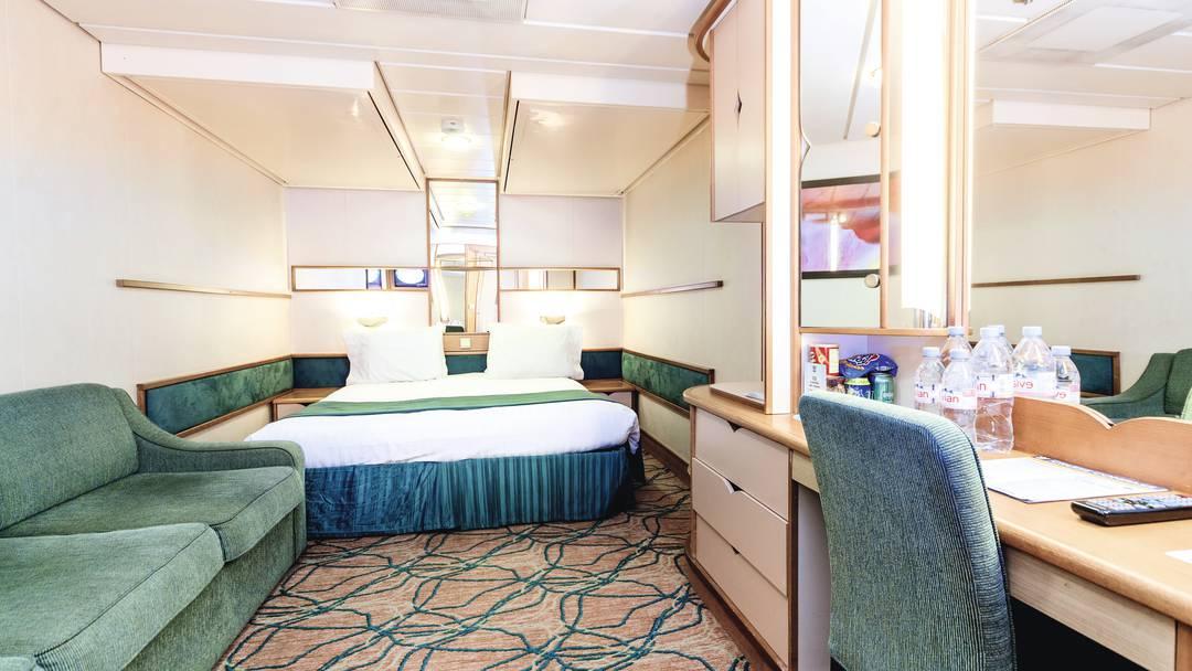 Marella Discovery - Inside Plus Cabin