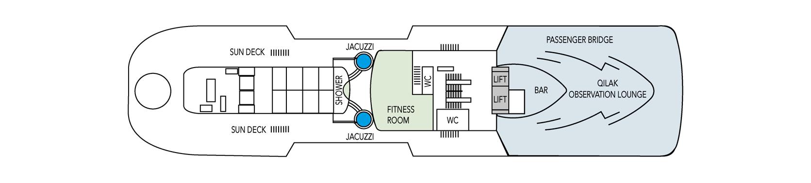 Hurtigruten MS Fram Deck Plans Deck 7.png