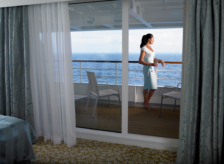 Superior Balcony Cabin
