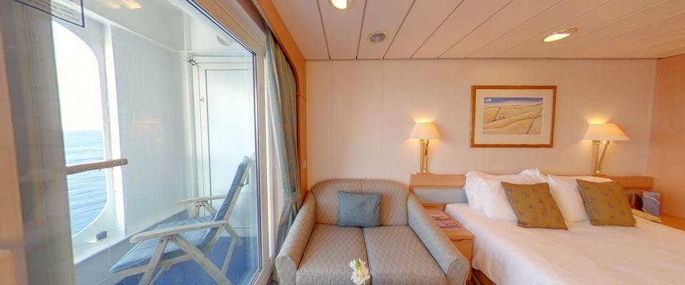 Balcony Cabins