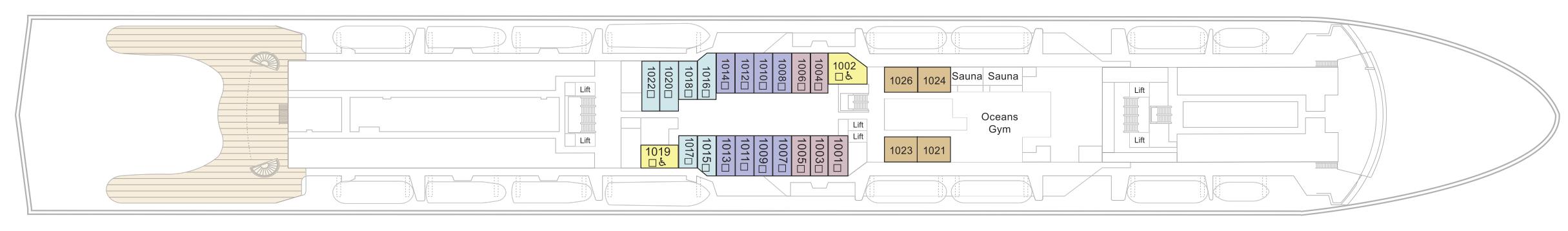 Thomson Cruises Thomson Dream Deck Plans Deck 10.jpg