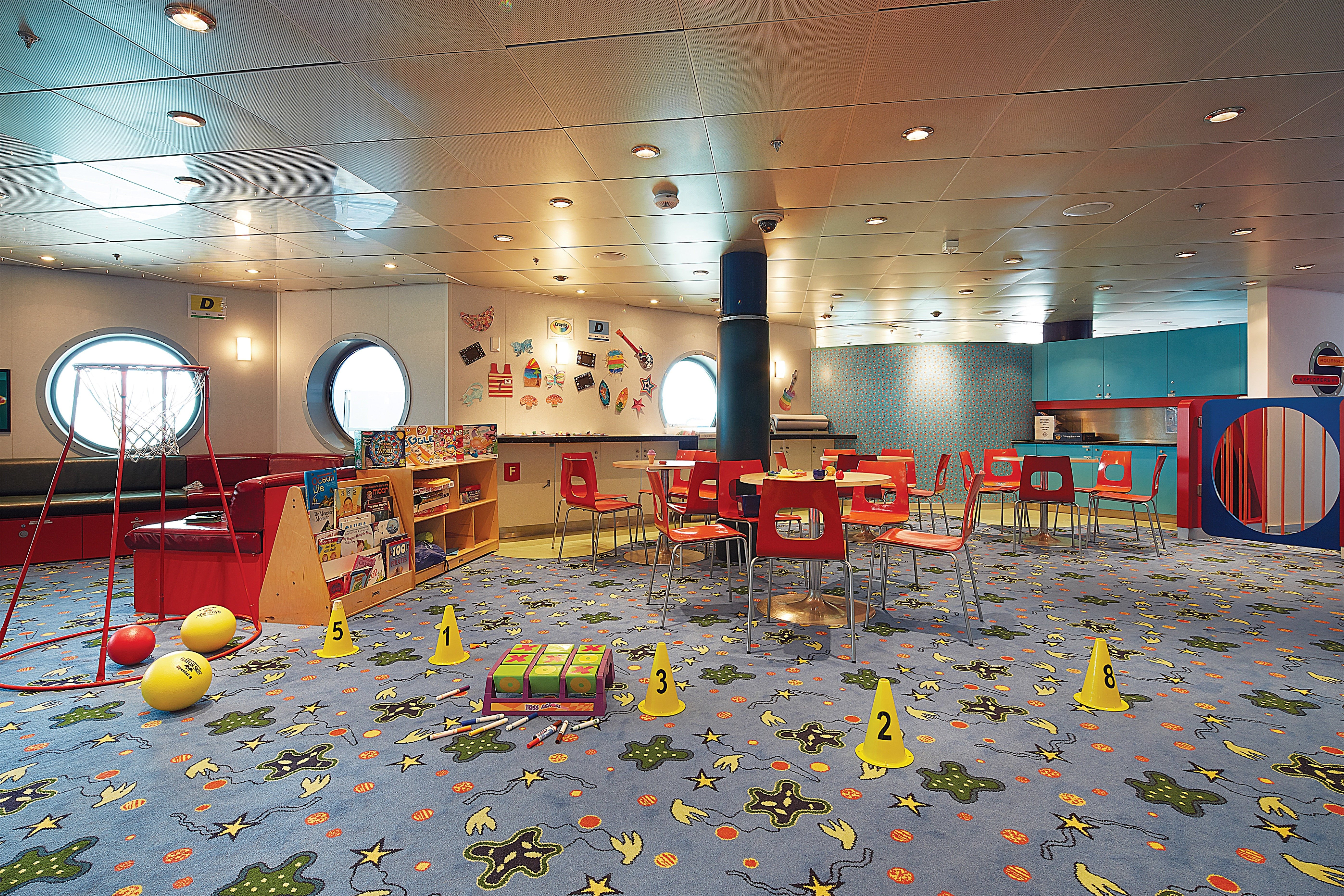 Royal Caribbean Best Area Of Ship For Room