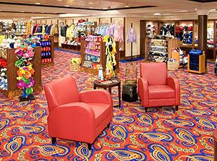 Norwegian Cruise Line Norwegian Jewel Interior The Galleria Shops.jpg