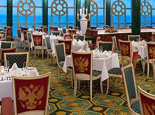 Norwegian Cruise Line Norwegian Jewel Interior Tsar's Palace Main Dining Room.jpg