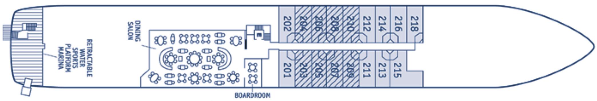 SeaDream Yacht Club Deck Plans Deck 2.jpg
