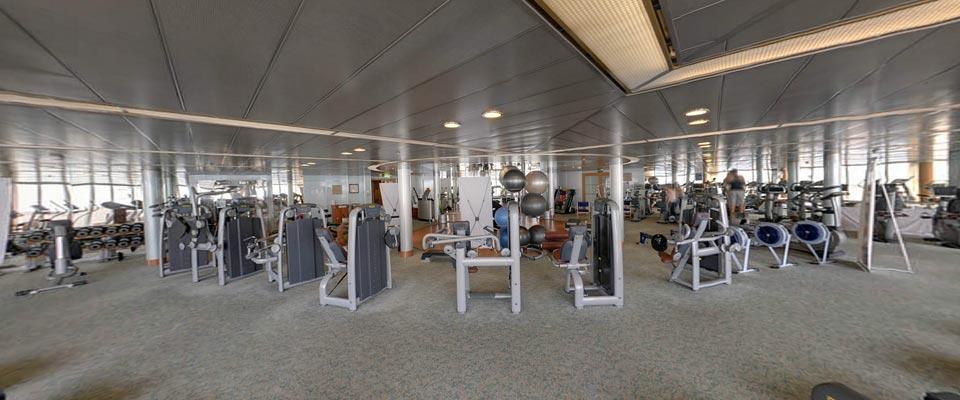 P&O Cruises Arcadia Interior Gymnasium 1.jpg