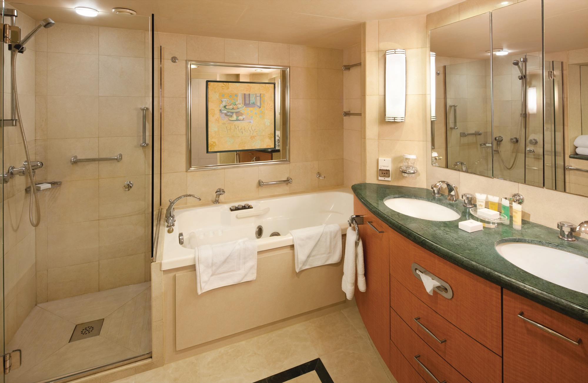 Royal Caribbean International Vision of the Seas accomm  owners bathrooms.jpg