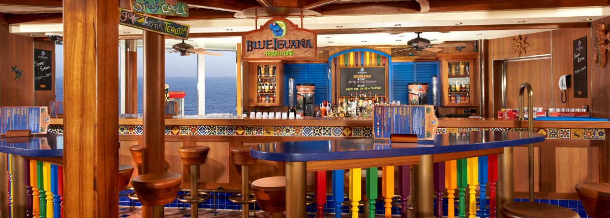 Carnival Cruise Lines Carnival Conquest Interior Blueiguana Tequila Bar.jpg