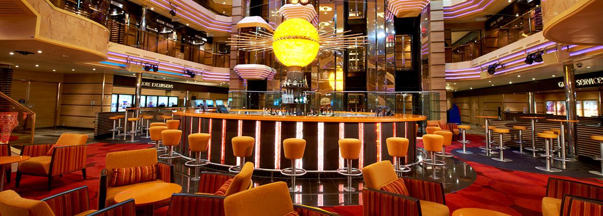 Carnival Cruise Lines Carnival Conquest Interior Atrium.jpg