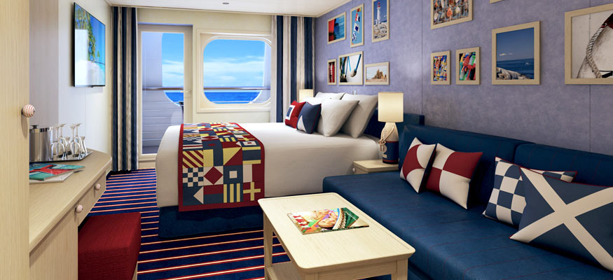 Carnival Cruise Lines Carnival Vista Accommodation family harbor deluxe ocean view.jpg