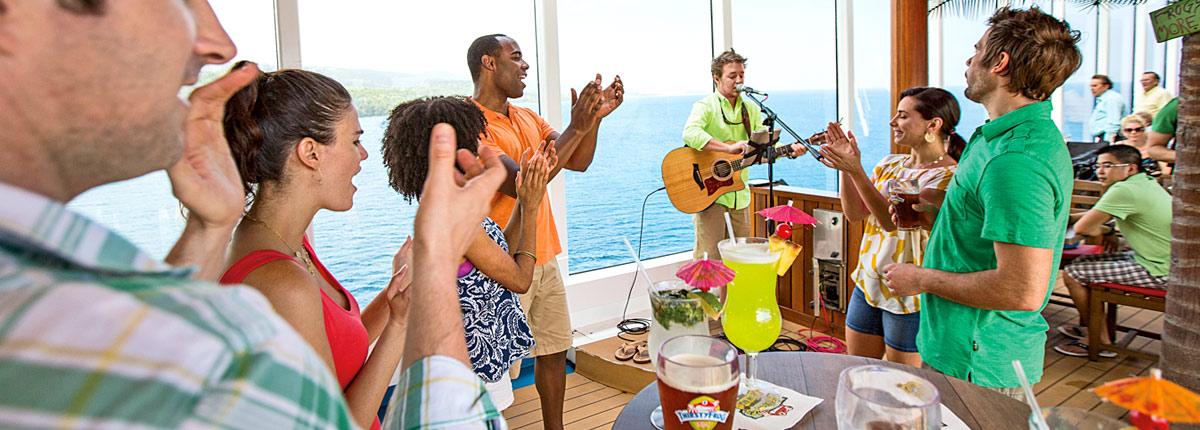 Carnival Cruise Lines Carnival Vista Interior redfrog rum bar.jpg