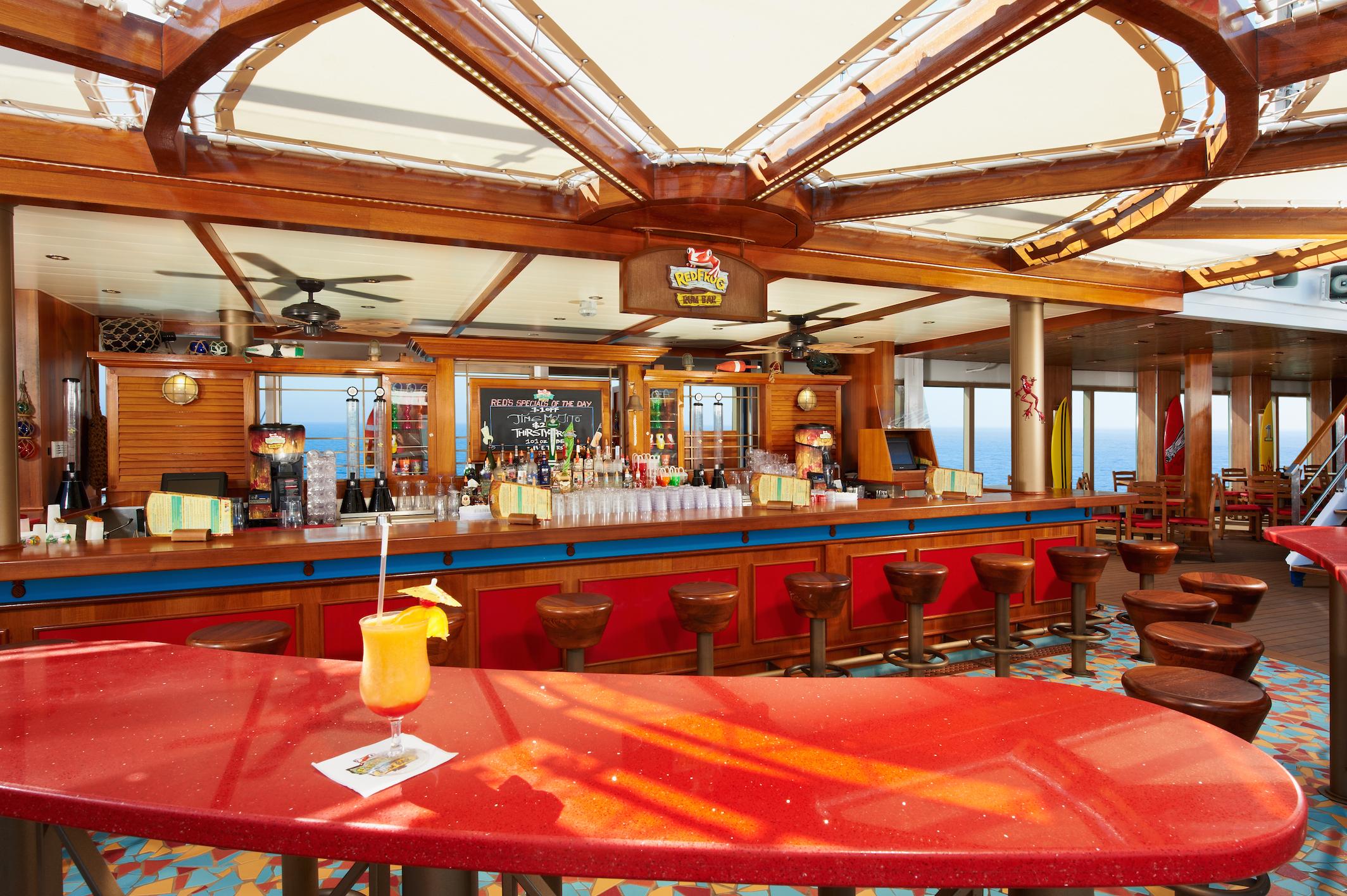 Carnival Sunshine RedFrog Rum Bar 1.jpg