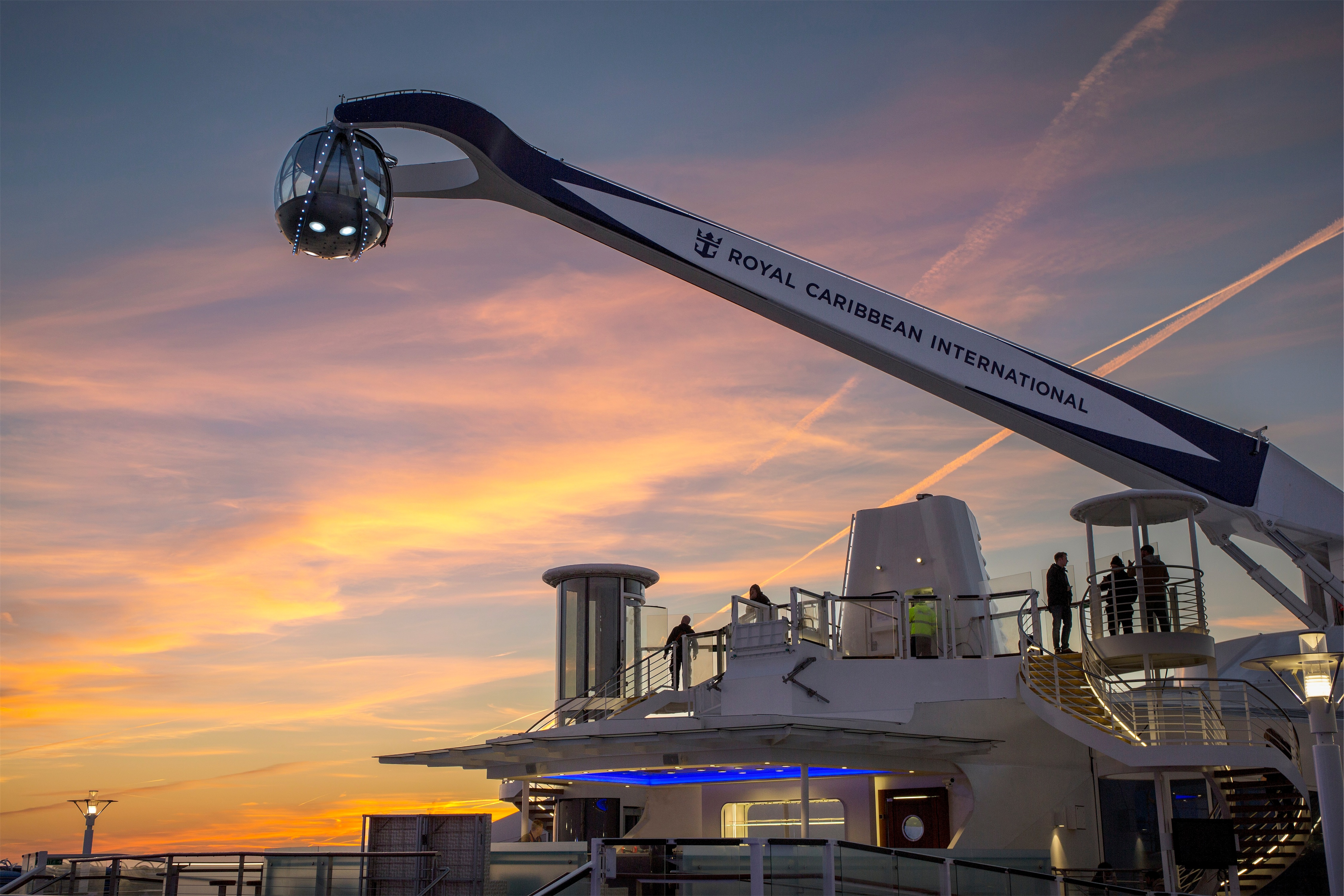 Royal Caribbean International Quantum of the Seas Exterior NorthStar.jpg