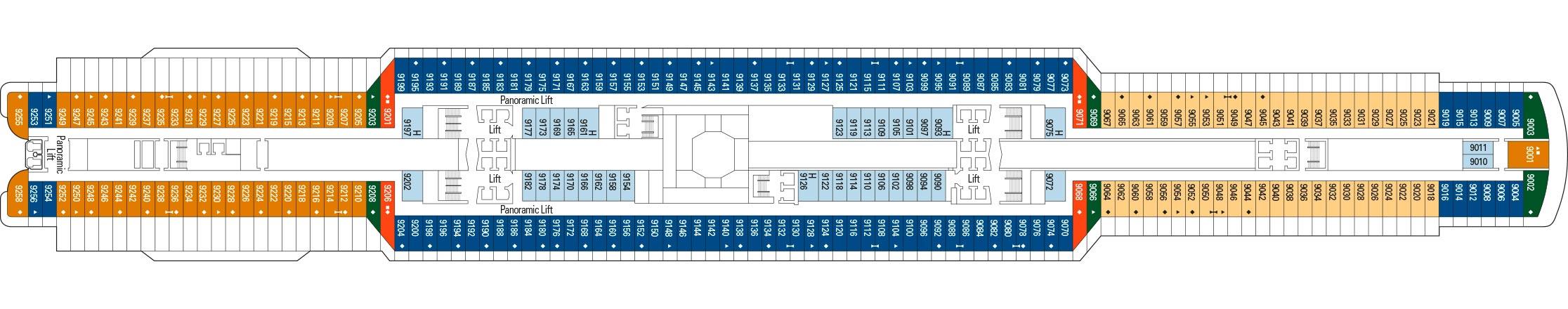 MSC Cruises MSC Seaside Deck 9.jpg