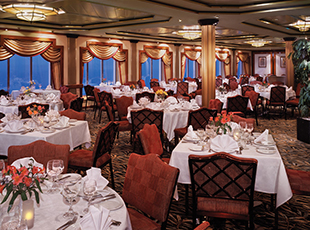 Norwegian Cruise Line Norwegian Spirit Interior The Garden Room Main Dining Room.jpg