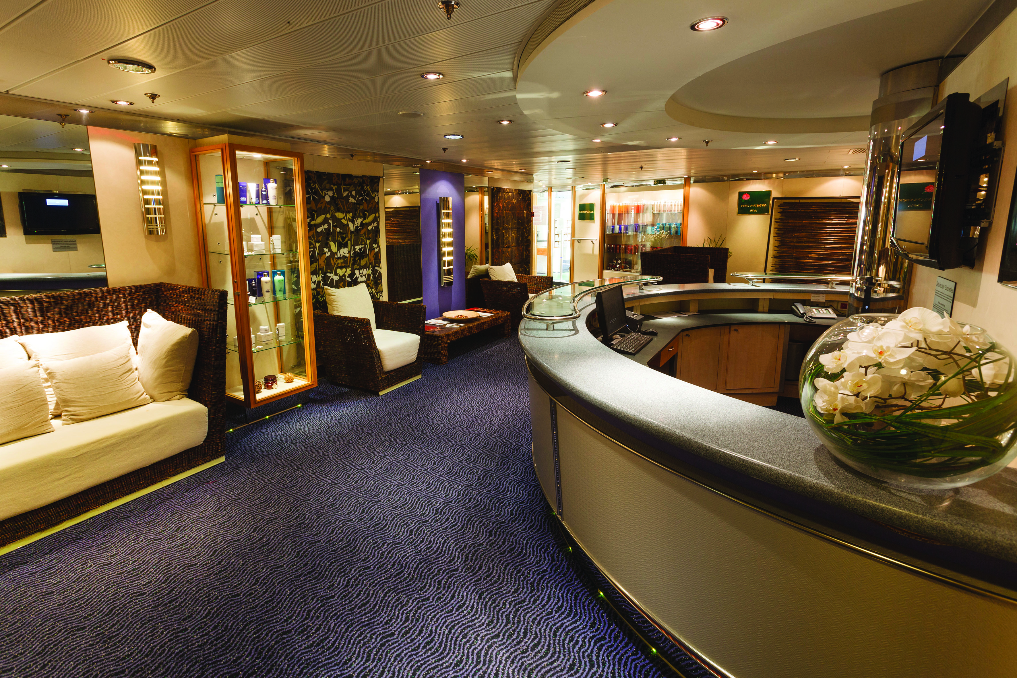 Costa Cruises Costa NeoRiviera Interior Wellness Center Portovenere.jpg