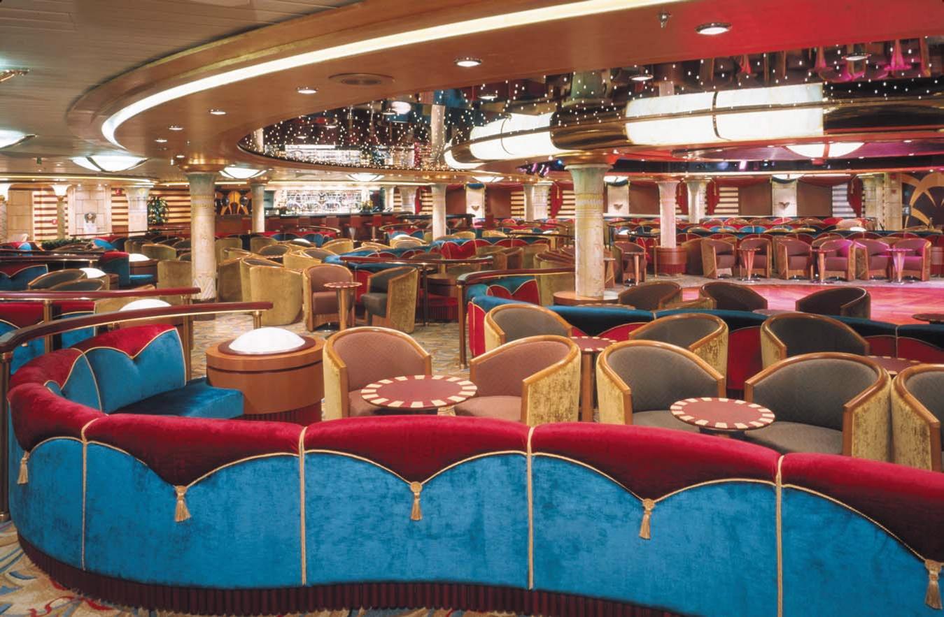 Royal Caribbean International Voyager of the Seas Interior Cleopatra Lounge.jpg