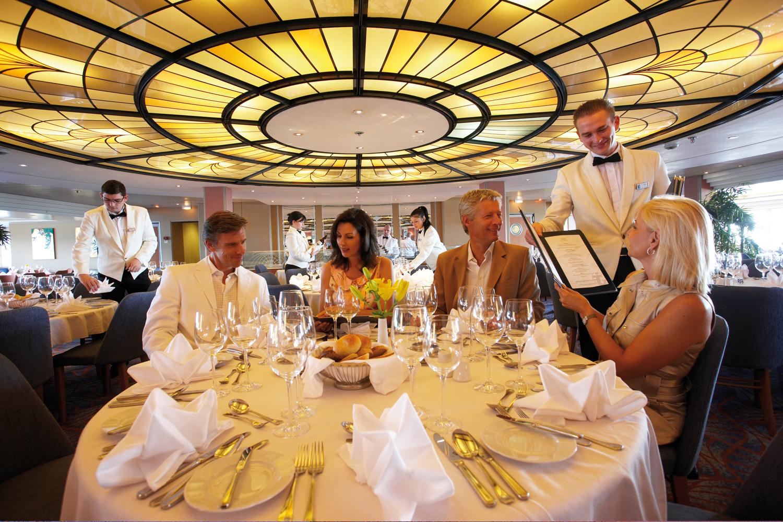 Cruise & Maritime Voyages Marco Polo Interior Waldorf Restaurant VIII.jpg