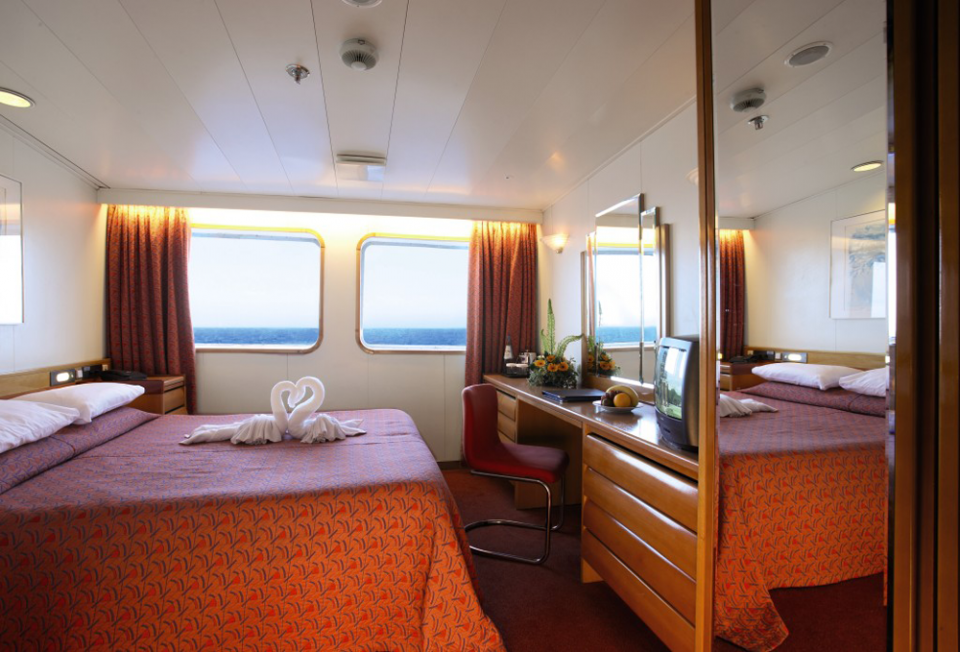 Cruise & Maritime Voyages Marco Polo Accommodation Premium Twin Ocean View.png