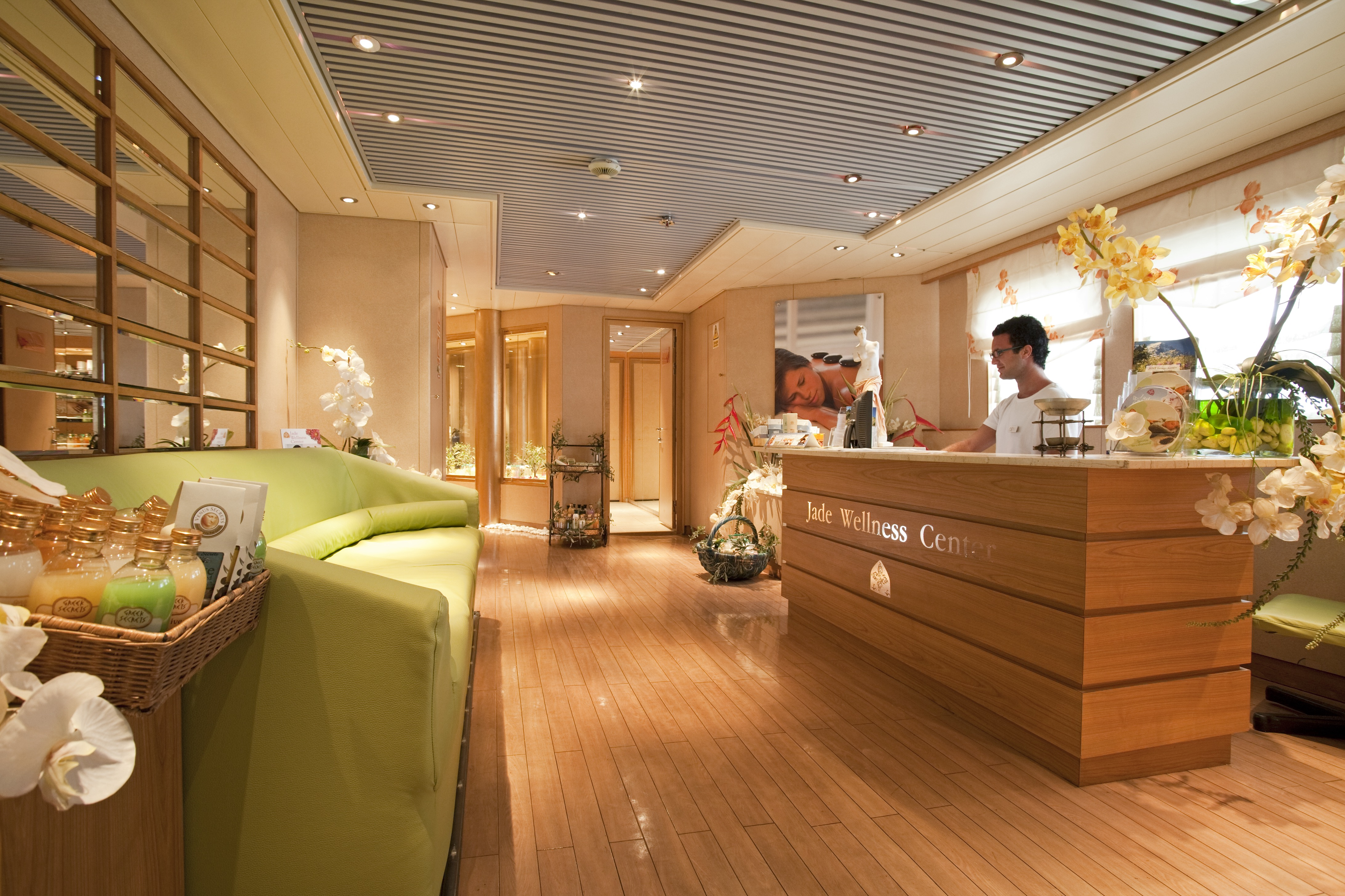 Cruise & Maritime Voyages Marco Polo Interior Hair & Beauty Salon.jpg