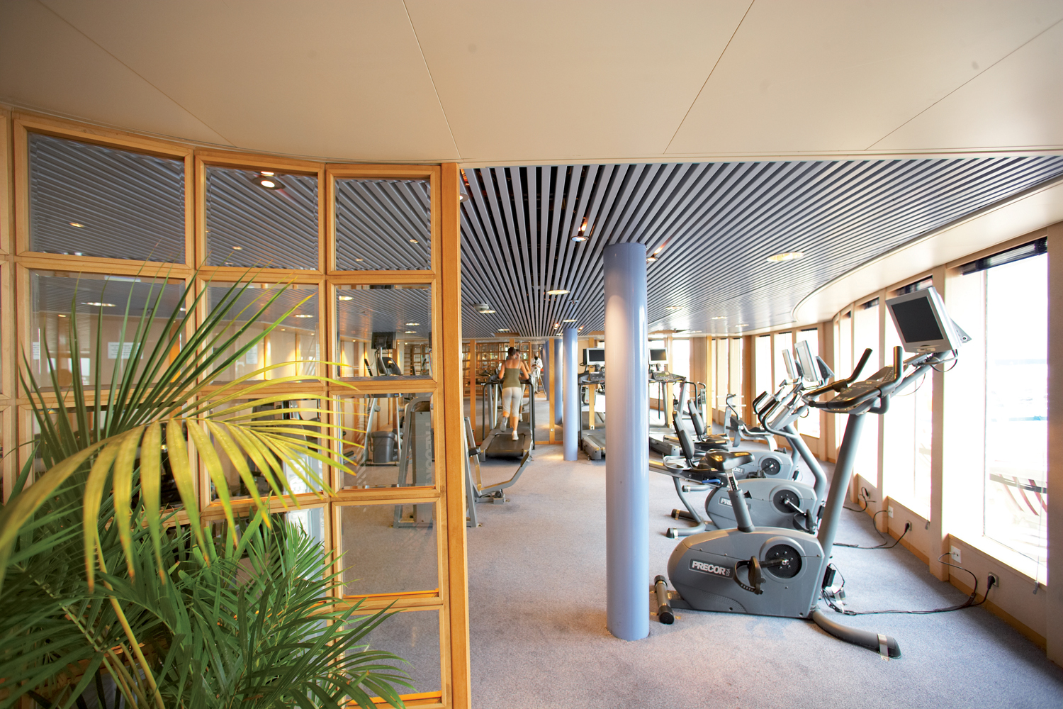 Cruise & Maritime Voyages Marco Polo Interior Wellness Gym.jpg